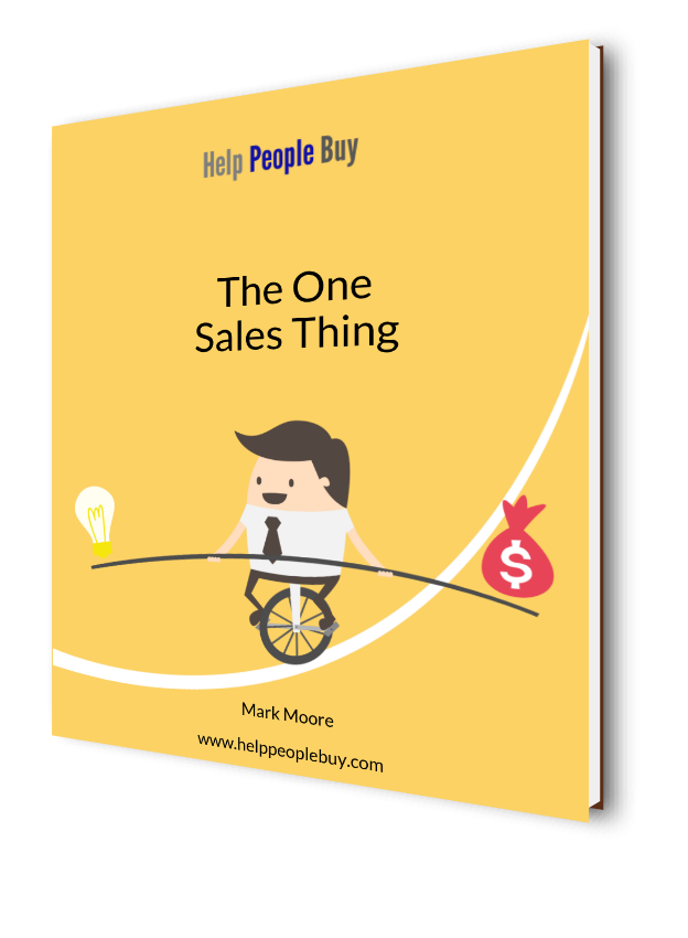 The One Sales Thing